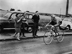 Foto d'archivio: Eddy Merckx al suo secodno Tour de France nel 1970 - Il Post