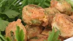 Yum! Quick and healthy chicken patties