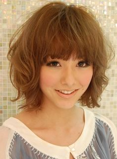 Curly bob? is this possible with my hair that is 500 times more curly than hers?