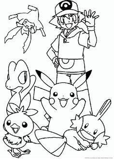 Die 11 Besten Bilder Von Ausmalbilder Pokemon Coloring Pages