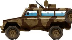 Early mine protected vehicle manufactured in South Africa, declined into many variants, the Mamba APC was also produced under licence as the Nyala Army Vehicles, Armored Vehicles, Armored Car, Defence Force, Tactical Survival, Military Equipment, War Machine, Apc, Military History