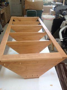 Corner cabinet project