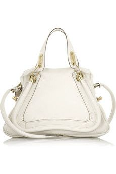 ec0e6f7822 Chloé - Paraty leather shoulder bag