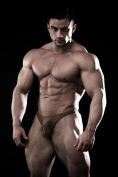 Athletic hunks experiement with self fucking