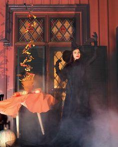 Levitating Halloween Table and Treats