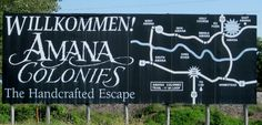 Amana Colonies - 50 Places to Visit in All 50 States via Brit + Co.