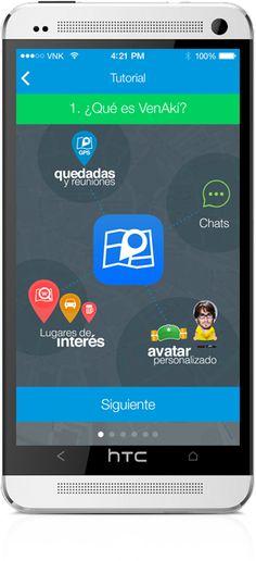 Aplicacion VerAki, muy chula! #apps