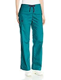 Med Couture Women's Signature Pant, Royal With Passion Pink, Medium: Ez flex Straight leg pant Back elastic front drawstring waist Side seam and single back pocket Invisible inside pockets and cell phone holder Thin Legs, Pants For Women, Clothes For Women, Scrub Pants, Yoga Fashion, Straight Leg Pants, Workout Pants, Fashion Boutique, Couture
