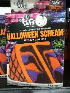 Duff Goldman Halloween Scream Cake Mix