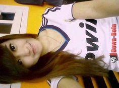 Asian Indonesia girl-Real Madrid | gadis bola | bola net | dewabola.club