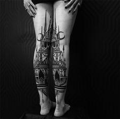 #architecture #tatoo