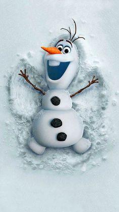 Olaf! …