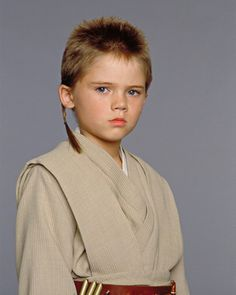 Padawan Anakin Skywalker Back when he was innocent and adorable
