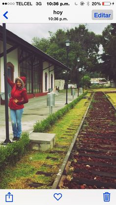 Tula, Antigua estación de tren.
