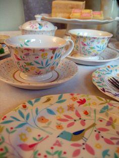 drawosaur: Portmeirion Secret Garden Porcelain