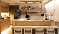 Isoya-- vegetarian Japanese food, Hong Kong