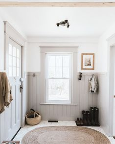 Painting Trim, Room Additions, Mudroom, My Dream Home, Home Remodeling, House Renovations, Kitchen Renovations, Room Inspiration, Sweet Home