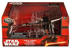 Disney Star Wars The Force Awakens Poes XWing Fighter Diecast Vehicle -- Read more reviews of the product by visiting the link on the image.Note:It is affiliate link to Amazon.