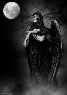 Oblivion Angel of Death design