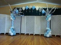 www.partyfiestadecor.com Frozen Balloon Decorations, Frozen Balloons