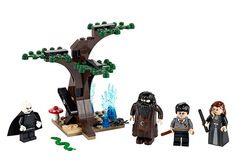 LEGO Harry Potter The Forbidden Forest