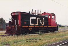 Electric Locomotive, Diesel Locomotive, Ho Trains, Model Trains, Train Info, Fort Erie, Canadian National Railway, Holiday Train, Railway Museum
