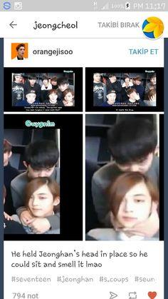 Pretty boys lovely~ ♡ #JeongCheol #CoupsHan