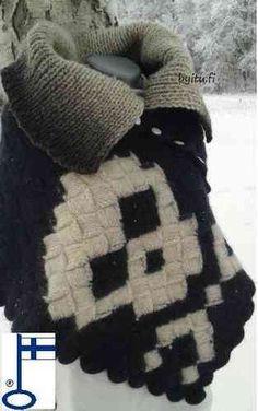 by itu - pieni saunahattukauppa Koivukujalla Itu, Gloves, Winter, Design, Winter Time, Winter Fashion