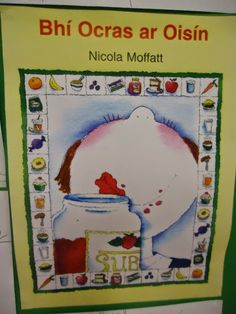 I teach one of the ten Gaeilge themes for 3 weeks at a time. I display my Gaeilge theme for 3 week. Irish, Display, Teaching, Feelings, Floor Space, Irish Language, Billboard, Education, Ireland