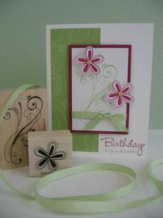 Lindas priceless b-day by Kricki - Cards and Paper Crafts at Splitcoaststampers