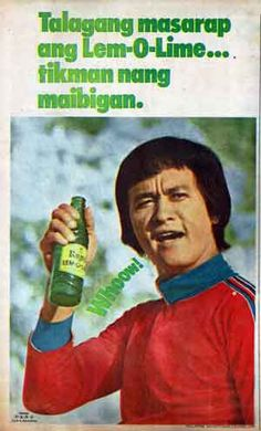 Ramon Zamora in Lem-o-lime ad. 80s Ads, Old Advertisements, Philippine Art, Filipino Culture, Commercial Ads, Kids Outfits Girls, Classic Image, My Childhood Memories, Print Ads