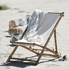 Enjoy the summer in a Lene Bjerre Mandisa Lounger. Summer Breeze, Summer Beach, Summer Time, Summer 2016, Spring Summer, Happy Summer, Great Hobbies, Am Meer, Butterfly Chair