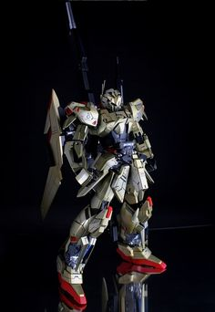 GUNDAM GUY: MG 1/100 MSN-00100 Hyaku Shiki - Custom Build