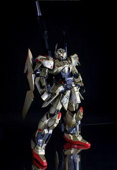 GUNDAM GUY: MG 1/100 MSN-00100 Hyaku Shiki - Custom Build