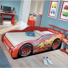 울산•부산인테리어 티디컴퍼니/ 남자아이방꾸미기 자동차침대 어린이자동차침대 * 환상속에 공간을 현실로~! : 네이버 블로그 Car Themed Bedrooms, Bedroom Themes, Bedroom Decor, Car Furniture, Upcycled Furniture, Cama Cars, Baby Bedroom, Kids Bedroom, Kids Car Bed