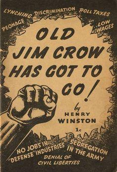 Vintage pro-equality pamphlet