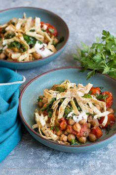 Veggie Recipes, Indian Food Recipes, Vegetarian Recipes, Ethnic Recipes, Oriental Food, Pasta Salad, Veggies, Germany, Lebanese Recipes