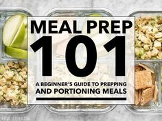 Meal Prep A Beginners Guide to Meal Prepping - Budget Bytes - Demystify the who, what, and how of meal prepping with this meal prep 101 beginners guide. Make your meals easier, convenient, and more efficient with this simple method. Healthy Recipes On A Budget, Healthy Meal Prep, Budget Meals, Gourmet Recipes, Healthy Eating, Cooking Recipes, Healthy Food, Cooking Tips, Food Budget