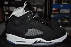 Selling Jordan Oreo 5s (2013) - Size: 8.5 -Condition: Deadstock - Original Box - Guaranteed 100% Authentic
