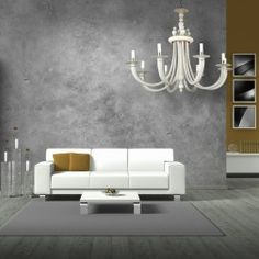 FADA - Modern Murano Glass chandelier.12 arms