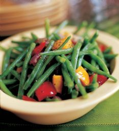 got string beans today at the farmer's market... will have this for dinner tonight...