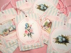 Gift tags and cards~