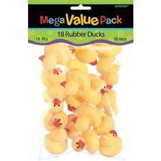 Mini rubber duckies