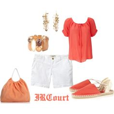 Summer Fun, created by ircourt on Polyvore
