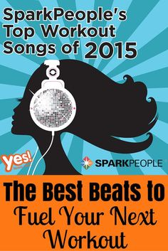 Beats That Inspired Us to Move in 2015 Rodale Wellness Top Workout Songs, One Song Workouts, Workout Music, Weight Loss Journey, Weight Loss Tips, Running Songs, Spark People, Music Charts, Best Songs