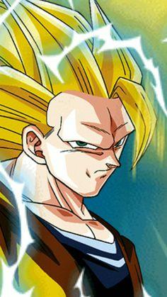 Dragon Ball Z, Ssj3, Jojo Bizarre, Anime, Jojo's Bizarre Adventure, Dbz, Fan Art, Godzilla, Boruto