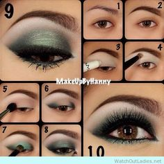 Best makeup ideas for brown eyes