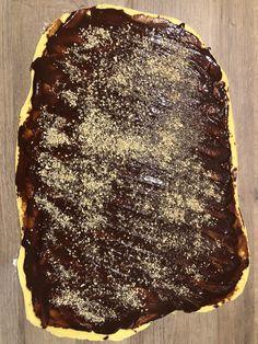 Baking Recipes, Cookie Recipes, Dessert Recipes, Puff Pastry Desserts, Kolaci I Torte, Croatian Recipes, Bakery Cakes, Sweet Cakes, Cake Cookies