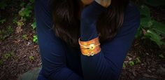 Love this cuff by New Territory Jewelry