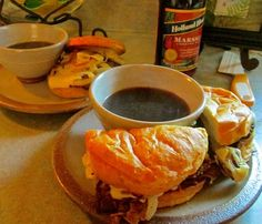 French Dips Recipe with Leftover Roast Beef